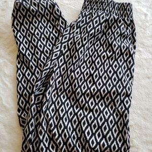 Pants - Print slinky genie pants